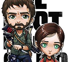 The last of us Chibi by nilampawesti