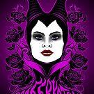 Maleficent by Meerkatsu