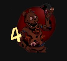 five nights at freddy's 4 Unisex T-Shirt