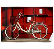 自転車 Poster
