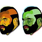Mr. T by thesaint1976