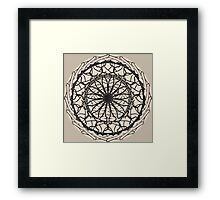 Wire Wrapped Framed Print
