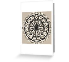 Wire Wrapped Greeting Card