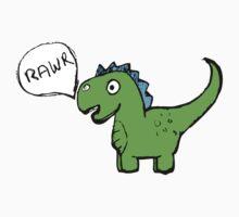 Dino-Rawr by psygon