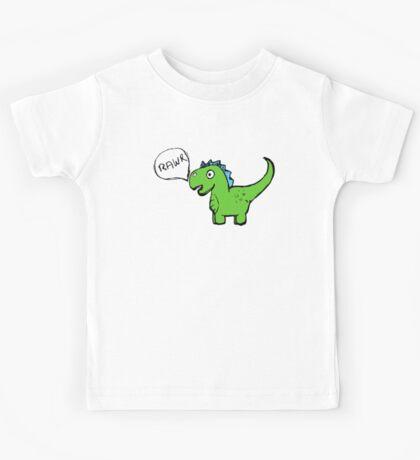 Dino-Rawr Kids Tee