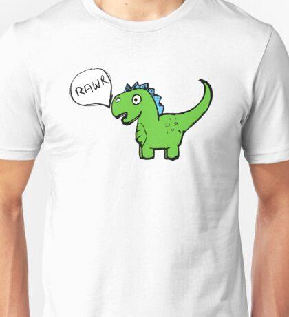 Dino-Rawr Unisex T-Shirt