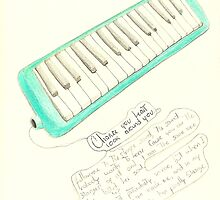 MELODICA by momoart