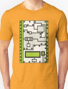 Metal Lab - Ghost Gear Green v2.1 - Danny Phantom T-Shirt