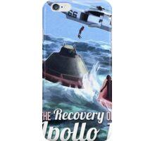 Apollo 11 Recovery  iPhone Case/Skin
