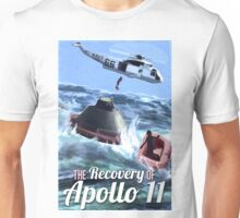 Apollo 11 Recovery  Unisex T-Shirt