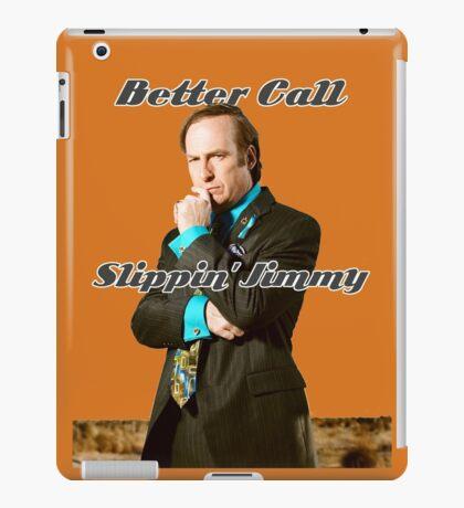 Better Call Slippin Jimmy iPad Case/Skin