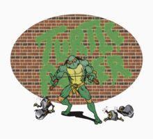Turtle Power Kids Tee