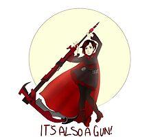 Its Also a Gun! by zer0percent