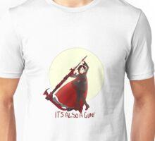 Its Also a Gun! Unisex T-Shirt