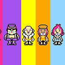 The Magypsies (Aeolia, Doria, Lydia, Phrygia, Mixolydia and Ionia) - Mother 3 by Studio Momo╰༼ ಠ益ಠ ༽
