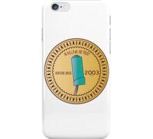 In H.E.L.P.eR. We Trust Venture Bros. iPhone Case/Skin