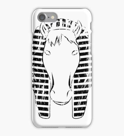 AMERICAN PHAROAH Kentucky Derby Winner - Black iPhone Case/Skin