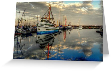 F/V Pioneer ~ The HDR Series ~ by lanebrain photography