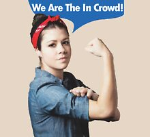 We Are the In Crowd Womens Fitted T-Shirt