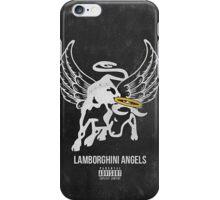 Lupe Fiasco Lamborghini Angels iPhone Case/Skin