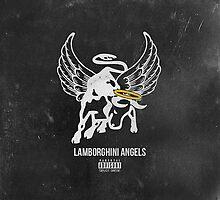 Lupe Fiasco Lamborghini Angels by joeldalty