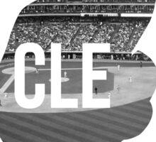 Cleveland Chief Sticker