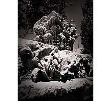 Remnants of a Pillar Photographic Print