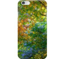 Autumn Canopy - Mount Wilson NSW - The HDR Experience iPhone Case/Skin