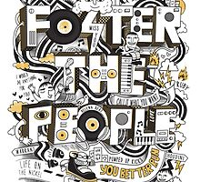 foster the people doodles by nilampawesti