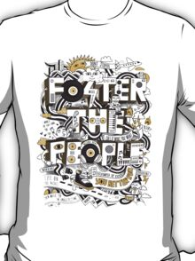 foster the people doodles T-Shirt