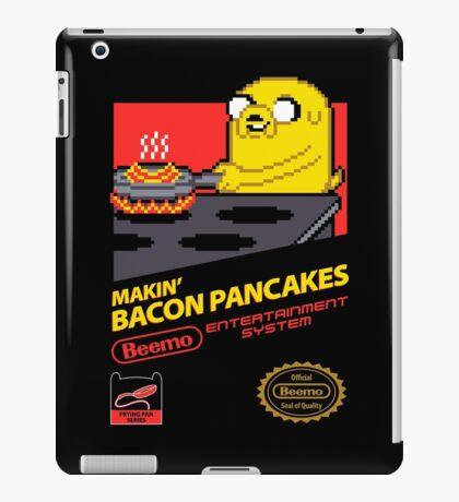 Super Makin' Bacon Pancakes iPad Case/Skin