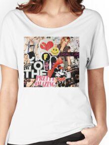 Material Girl Women's Relaxed Fit T-Shirt