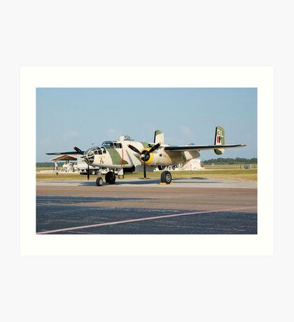 B-25 Art Print