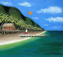 Distant Shores by Gordon  Beck