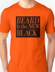Beard Is The New Black T-Shirt