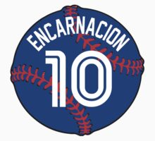 Edwin Encarnacion Baseball Design by canossagraphics