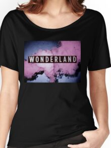 Wonderland Women's Relaxed Fit T-Shirt
