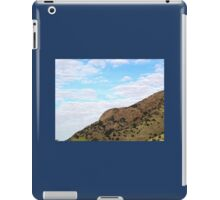 Mule Mountains - Arizona iPad Case/Skin