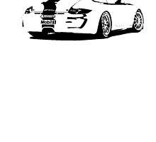 Porsche 911 GT3 Cup 2012 by garts