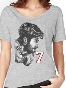 Brent Seabrook Women's Relaxed Fit T-Shirt
