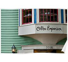 Coffee Emporium Poster
