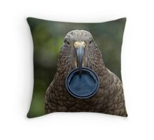 Thief! Throw Pillow