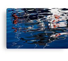 Marina Abstract 2 Canvas Print
