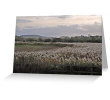 Inland Greeting Card