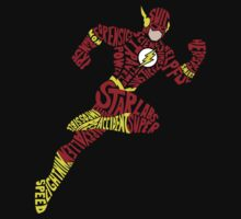 Who is the Flash? Kids Clothes