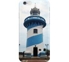 Guayaquil, Ecuador, Lighthouse iPhone Case/Skin