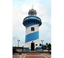 Guayaquil, Ecuador, Lighthouse Photographic Print