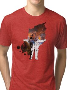 Space Man Tri-blend T-Shirt