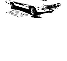 1971 Ford Ranchero by garts