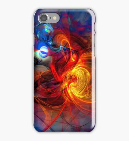 End of the night iPhone Case/Skin